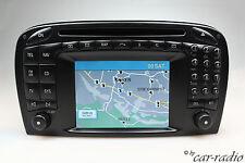 Mercedes Comand 2.0 r230 Sl-Classe Original Système de Navigation UE-Exécution OEM