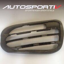 Porsche 911 996 turbo rejilla sujeción marco parachoques trasero re 9965056640001c