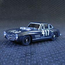 1:64 UCC Mercedes-Benz 300SL 417 Mille Miglia Miniture Die-cast Car Model no box
