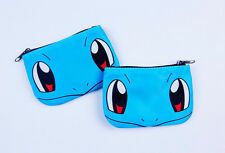 Pokemon Squirtle Coin Purse - Travel Pocket Wallet - Kids Gift Fun Accessory