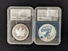 2019 W Canada Rcm Version Pride Of Two Nations Ngc Pf70 Set First Day of Issue