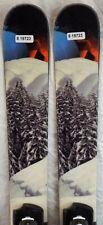 12-13 Salomon Rocker 2 Jr. Used Junior Skis w/Bindings Size 120cm #819723