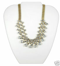 Macy's Fashion CZ Gold-Tone Necklace