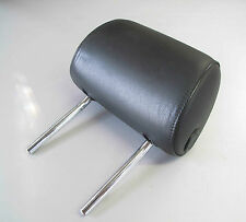 Original Audi A6 4F Headrest Leather Black Front Left Driver's Seat