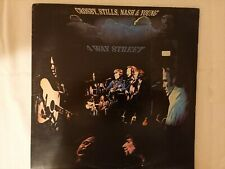 """Crosby Stills Nash and Young """"4 Way Street"""" Gatefold Double LP #F"""