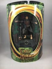 Lord of the Rings Fellowship Frodo Sword Attack Action Ringwraith Reveal Base