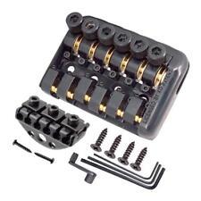 Iron Headless Electric Guitar Saddle Bridge Musical Instrument Accessory