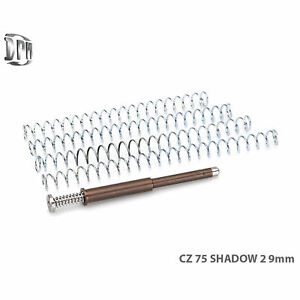 DPM Recoil Spring System for CZ SHADOW 2 9mm