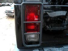 HUMMER HUMMER H2 Left Driver Taillight SUV, 05 OEM Rear Lens Factory Back