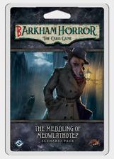 Barkham Horror The Meddling of Meowlathotep Card Game Asmodee New