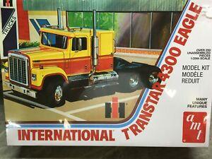 AMT 1/25 scale International Transtar 4300 Eagle model truck kit
