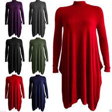 Calf Length Skater Regular Size Dresses for Women