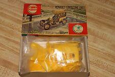 Renault Limousine 1907 Vintage Mexico Orange Crush Titan plastic kit RARE 50s