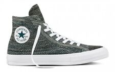 28140aceca7411 Converse Chuck Taylor All Star Hi Flyknit Shoes Mens Sz 10 Green 157509c