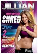 Jillian Michaels One Week Shred DVD R4