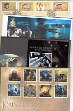 Isle of Man FDCs selection multi listing - your choice