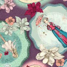 Midnight Garden Mirabelle for Santoro Fabric Ladies Dresses Floral