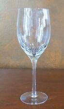 "Orrefors Crystal Sweden Prelude Cut 8 ¼"" Water Goblet(s)"
