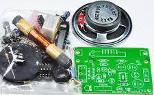 AM Radio Circuit using IC MK484 Unassembed kit 4.5-9VDC [ Exclued the spekers ]