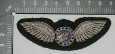 More details for us american flying tigers airlines civil pilot wing bullion wire