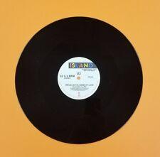 "U2 WHITE LABEL PROMO USA 12"" SINGLE ""(PRIDE)"" MINT UNPLAYED VINYL 1984"
