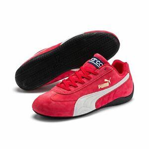 Puma Légende Unisexe Speed Cat Speedcat Og Sparco Baskets Bas Top Rouge 339844