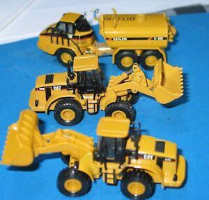 Norscot Caterpillar K-500 Water Truck 950c & 966G wheel loader tractors 1/87 sca