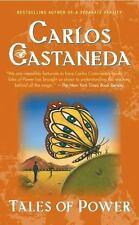 TALES OF POWER by Carlos Castaneda FREE SHIPPING paperback book Don Juan