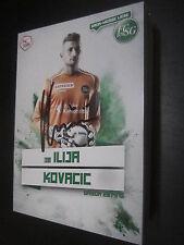 36274 Ilija Kovacic FC St Gallen original signierte Autogrammkarte