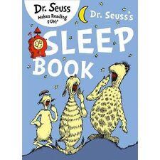 Dr. Seuss's Sleep Book (Dr. Seuss), Very Good Condition Book, Seuss, Dr., ISBN 9