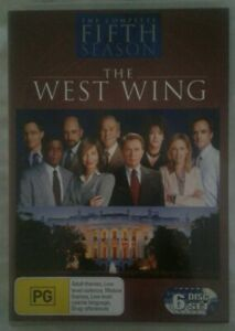The West Wing The Complete Fifth Season Dvd