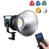 Sokani X60 LED Video Light 80W 5600K Daylight Balanced CRI96+ W/ Diffuser Kit
