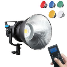 Sokani X60 LED Video Light 80W 5600K Daylight Balanced CRI96+ W/ Diffuser Kit