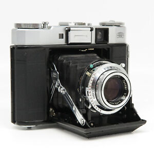Zeiss Ikon Super Ikonta 534/16 w/Tessar 1:3.5 75mm - Nice vintage condition