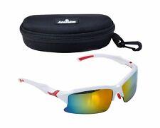 a750ad8d29 Acclaim Titan Plástico Gafas Sol Deporte Marco de Plástico Arco Iris y  Tintado