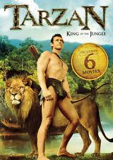 6-film Tarzan Collection [New DVD] Full Frame