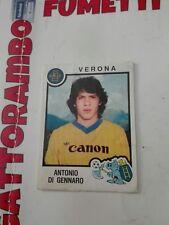 Figurine Calciatori  - N.344 Di Gennaro Verona  Con Velina- Anno 1982-83 Panini
