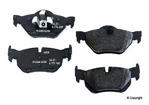 For 2008-2013 BMW 128i Brake Pad Set Rear API 18215FJ 2009 2010 2011 2012