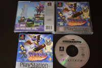Spyro: Year Of The Dragon Game PlayStation One PS1 Good Condition Manual UK PAL