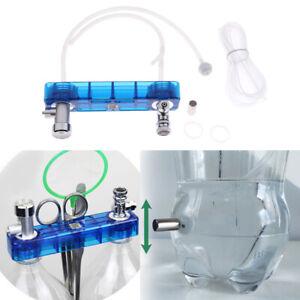 DIY CO2 System Water Plant CO2 Generator Pressure Guage Adjustment Vavle