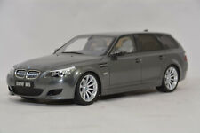 BMW 5er M5 E61 TOURING GREY METALLIC 1:18 OTTO MODELS VERY RARE