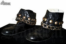 The 84 VICTORY TOUR Michael Jackson Randy STAGE WORN Screen Used Leather Boots!