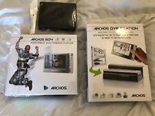 video player ARCHOS 504 160gb + Docking Station videoregistratore meglio di iPod