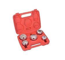 GSK DIRECT K8107 5PC Oil Filter Socket Set