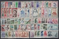 CT145303/ FRANCE – YEARS 1959 - 1961 MINT MH MODERN LOT – CV 140 $