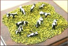 Knightwing A14 Cows & Bulls (10) - Ready to Paint - N Gauge