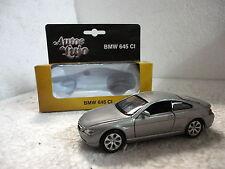 Autos de Lujo,BMW 645 CI,Escala 1:36:38,Ed.Sol 90