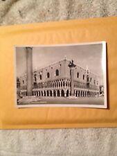 Nos postcard,Venezia-Palazz0 Ducale, Italy, 1944