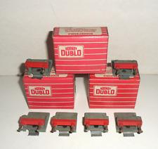 More details for hornby dublo 2-rail 2450 buffer stops boxed x 6