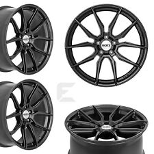 4x 18 Zoll Alufelgen für Opel Corsa D, Corsa E / Dotz Misano grey (B-9305322)
